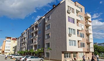 Building 2, Residence Eurocity, Ivan Troianski Str., Residential area Vazrazhdane