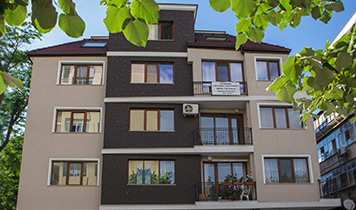 Жилищна сграда на ул. Г.Бенковски