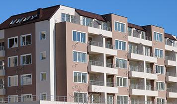 Building 1, Residence Eurocity, Ivan Troianski Str., Residential area Vazrazhdane