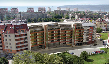 Жилищна сграда, ул. КДП Георги Боев, жк. Левски